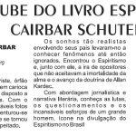 Clube do Livro - Janeiro 2019
